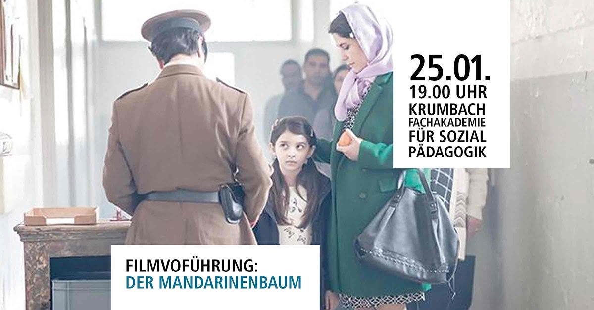 Der Mandarinenbaum Kurzfilm-Vorführung mit Cengiz Akaygün