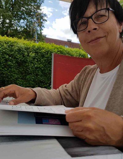 Inge Seniorin Zusammen sind wir weniger allein Lokal-Forum Freude