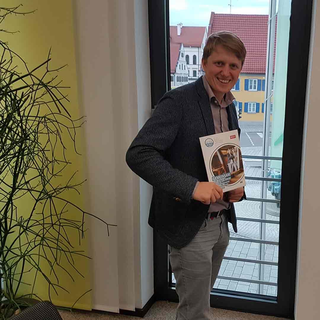 Wir Im Kreis Lokal Magazin für Politik und Kultur Thannhausen Alois Held