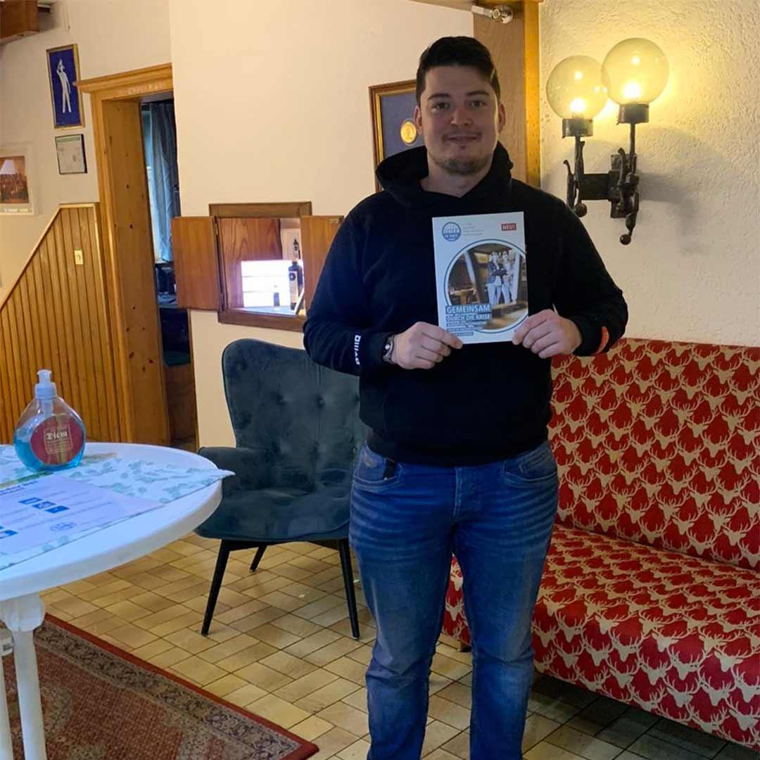 Wir Im Kreis Lokal Magazin für Politik und Kultur Benedikt Diem Gasthof Diem