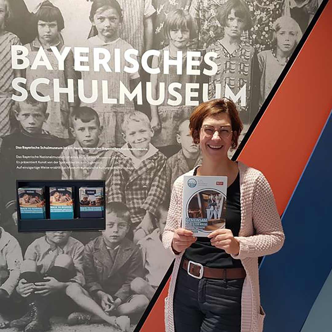 Wir Im Kreis Lokal Magazin für Politik und Kultur Sparkasse Johanna Haug Schulmuseum Ichenhausen