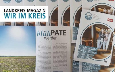 Wir Im Kreis: Landkreis-Magazin für Politik und Kultur